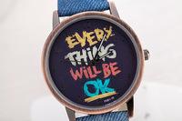 Fashion Items Nylon Band Watch Men Women Quartz Watches With Cartoon Watch Fashion Clock Electronic 2014 new