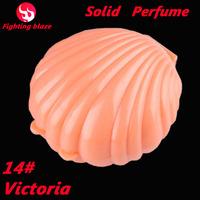 14# new 2014 High Quality Brand 15g shell perfum frances original perfume 1pc free shipping for 2015 gift women
