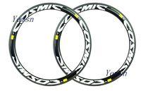 700C 50mm Mavic cosmic Free shipping Wholesale Full Carbon Fiber Tubular circle Clincher Road Bike Carbon wheels rims,Basalt
