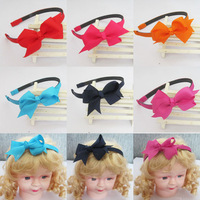 Fashion Colorful Princess Hairbands Young Kid's Baby Girl Headband Hair Accessories