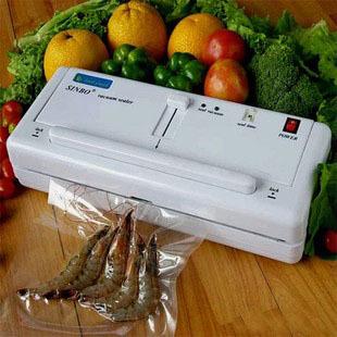 220VPlastic bag vacuum wider sealing shrinker tool DZ-280 equipment food saving cloth medical electronic package packing machine(China (Mainland))