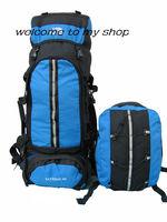 Professional Climbing Hinking Backpack Unisex Men Women Sport Baggage Outdoor Camping Bag Waterproof Nylon