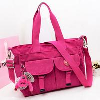 2014 Fashion basic style kip handbags monkey women's messenger bag Canvas Totes Women Handbag Leisure Travel Bag Free Shipping
