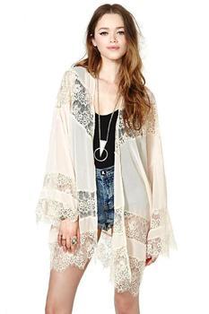 02A1065 новый лето мода женская старинные кружева лоскутное феникс картины свободно кимоно пальто верхней одежды свободного покроя тонкий топы