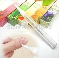 Free shipping 5pcs/lot 10g New Cuticle Revitalizer Oil Nail Art Treatment Manicure Soften Pen Tool Nail cuticle Oil pen