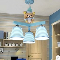 Creative cartoon princess lamp is acted the role of the boys and girls study of children bedroom absorb dome light