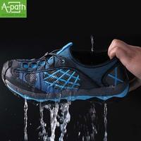 2014 new summer Outdoor men women Athletic trekking hiking mountain walking mens shoes men sneakers shoe Wading Upstream Shoes