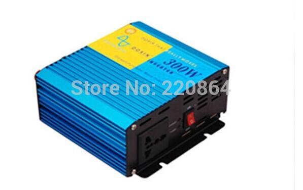 Factory price 300W pure sine wave inverter 12V to 220V(China (Mainland))