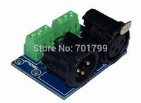 3pin terminal adapter XLR,3P to XLR