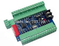 24CH easy dmx constant voltage decoder,DC5-24V input;3A*24channel output