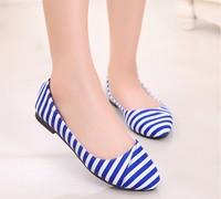 Birdthree New style fashion canvas shoes women comfotable flats breathable low help flat shoes ballerinas women