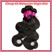 Malaysian Virgin Hair Body Wave Extensions,Rosa Hair Products,Unprocessed Human Hair Weave,3 pcs Lot Free Shipping