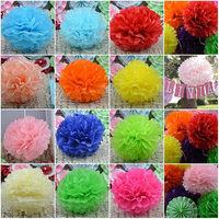 14 inch 35cm 40 pcs/loTissue  Pom Poms Flower Ball Wedding Birthday Party