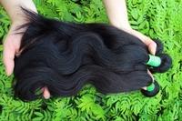 Unprocessed 6A Quality Brazilian Virgin Hair Body Wave Human Hair Extension 3Pcs Lot Cheap Wholesale Virgin Brazilian Hair Weave