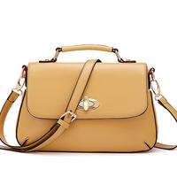 Hot Selling 2014 women messenger bag real cowhide genuine leather bags handbags cross body bag