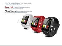 2014 new smartwatch Bluetooth Smart wrist watch WristWatches U8 U Watch for iPhone Samsung HTC Smartphone +anti-lost