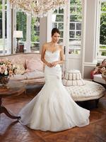 2014 Real Romantic Vestido Vestidos De Noiva Diamond Sweetheart Tube Top Slim Mermaid Wedding Dress Spring Customize Gownbridalk