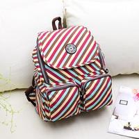 2014 Top quality nylon backpack bag children school bag classics girls backpacks travel bags women free shipping