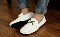 Wholesale new doug shoes lazy tide male shoes British men driving loafers shoes sailing shoes free shipping