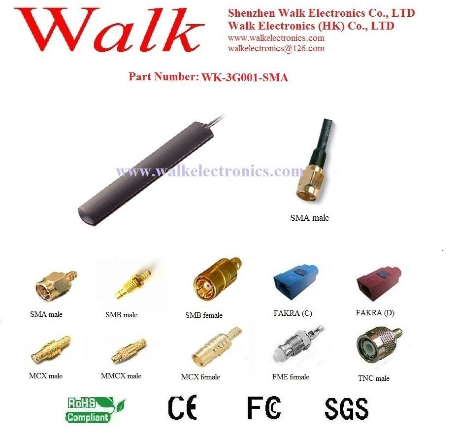 indoor gsm 3g antenna adhesive mount(China (Mainland))