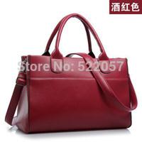 2014 leather handbags big influx of new simple leather fashion Luxury handbags handbag shoulder bag Messenger bag ladies bag