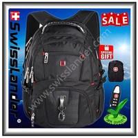 15.6 inch brand SwissLander,SwissGear,16 inches Laptop backpack,notebook backpacks,laptop bag,computer bags,w/raincover,lock,