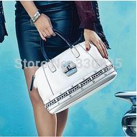 FREE SHIPPING G women's handbag 2014 ellese bow all-match fashion chain ornaments handbag bag vintage bag female