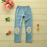 Momo -  Wholesale Autumn-Summer Kid girl pants, Bow pricness pencil pants for baby girl,  5pcs/lot Free Ship
