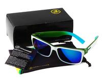 Brand Vonzipper Elmore Sunglasses Black 2014 New Fashion Women Glasses VZ Mens Outdoor Sports 14color With Original