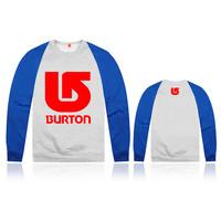 New Spring 2014 Brand Hip-hop skateboard hip hop 100% cotton sweatshirt burton UBIQ pocket hat shirt,Hoodie Men,Diamond Supply