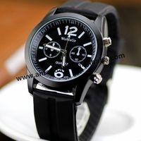 100pcs/lot WoMaGe Women Men Sports Watches Fashion Silicone Wrist Watch Unisex Analog Quartz Casual Students Watches
