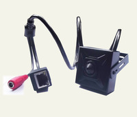 2.0MP Mini IP Camera HD 1080P Security Network Cam Pinhole 3.7mm Lens for ATM