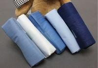 men's handkerchiefs  100% cotton handkerchief   free shipping  040