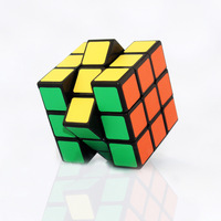 New Shengshou Sujie 3x3 Square Magic Cube Puzzle Toy Cube Speed Twisty Black Twist Puzzle Educational Toy Children Gift Toys