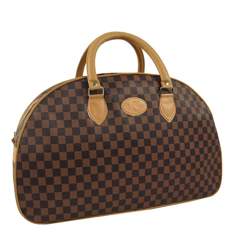 Neueste mode tragbaren reise-kleidersack gepäck handtasche sport freizeit tote reisetasche große kapazität versandkostenfrei