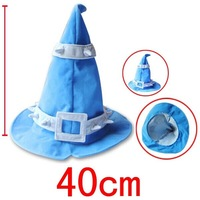 Free shipping 2014 New! LOL Express edition lol Solomid ' Veigar 40 cm=16 inch  Plush Hat Cosplay for Halloween