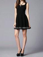 FREE SHIPPING 2014 Hot Big Size Lace Elegant Dress Fat women Clothing Female Plus Size Dresses High Quality Lady Large Clothes