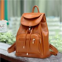 New Girls College Wind Backpacks shoulder bag retro schoolbag free shipping