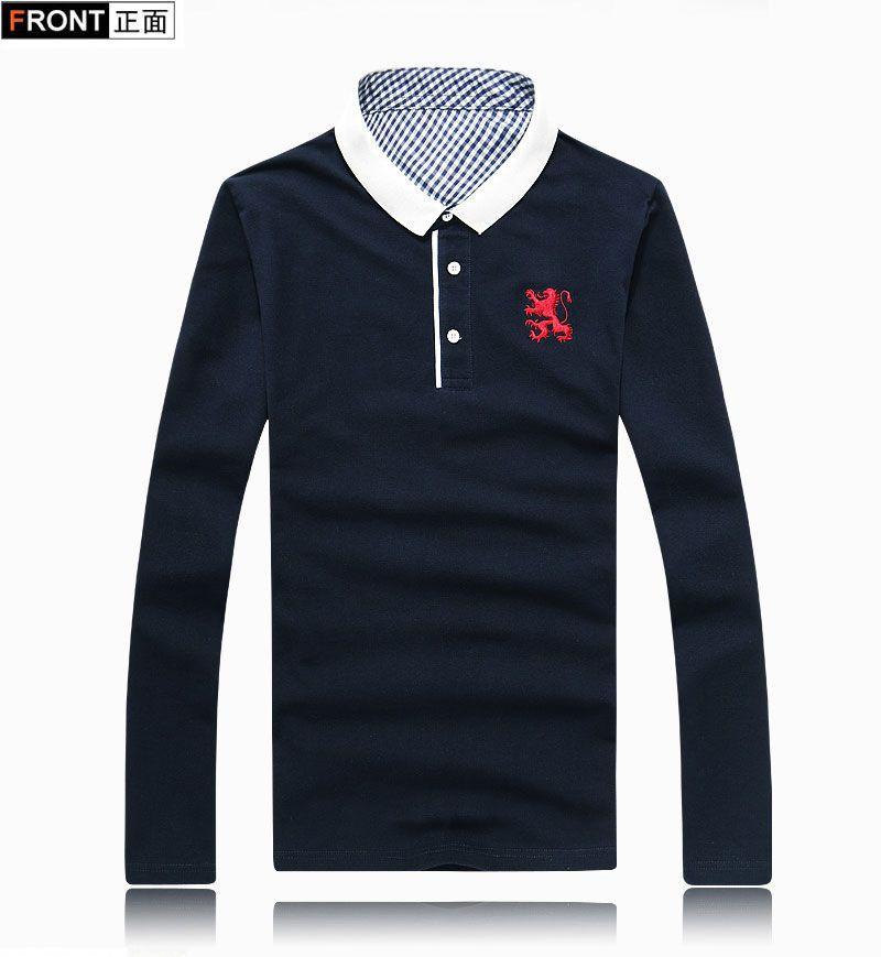 gents men dress shirt casual men slim roupa blusa masculinas camisa camisetas polo chemise homme hombre polo mens clothes shirts(China (Mainland))