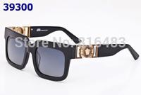 New fashion designer Brand VE MOD628 men women sunglasses head vogue eyewear glasses Best quality 4cols free shipping