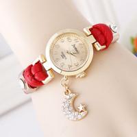 women dress watches 2014 new fashion quartz watch