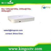 Dahua Mini nvr NVR3108-P 8ch Smart 1U 4PoE Network Video Recorder poe nvr