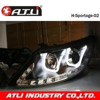 Hot Selling Longlife 35W 12V Auto LED Headlight for for Kia Sportage