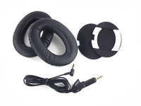 1set Replacement Ear Cushion Pad + Cable Cord  for QuietComfort 2 QC 2 QC15 AE2 AE2I Headphones