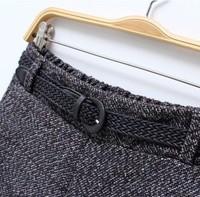 Ladies woven belt fashionable leisure all-match belt lady fine belt crony panty girdle