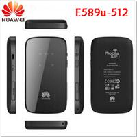 Original Huawei E589 E589u-512 100Mbps 4G LTE FDD Multimode Wireless Modem 3G HSPA+ UMTS USB Pocket WiFi Router Mobile Broadband