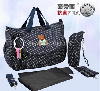 5 шт. / комплект высокое качество сумка ребенок пеленки сумки прочный пеленки мешок ...