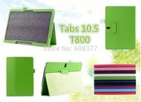 Folio Flip PU leather case Cover for Samsung galaxy Tab s 10.5 T800