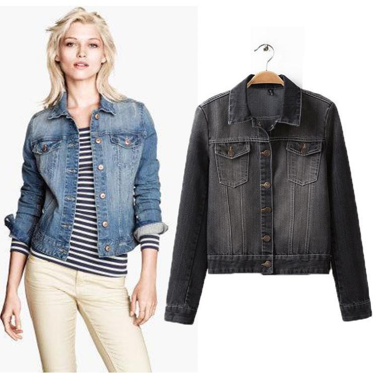 Denim Jacket For Woman