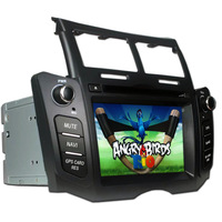 KS-T621 Cortex A9 dual-core Pure Android 4.2.2 CAR DVD Player CAR PC For Toyota Yaris 2005-2011 WITH GPS WiFi 3G IPOD